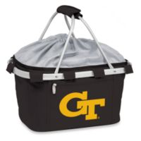 Picnic Time® Georgia Tech Collegiate Metro Basket