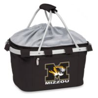Picnic Time® University of Missouri Collegiate Metro Basket