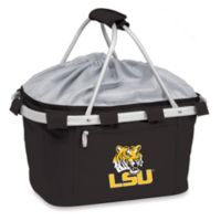 Picnic Time® Louisiana State University Collegiate Metro Basket