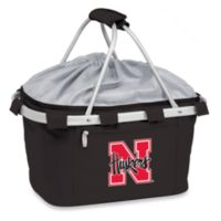 Picnic Time® University of Nebraska Collegiate Metro Basket