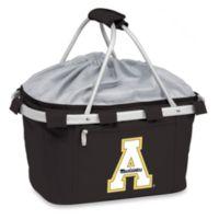 Picnic Time® Appalachian State Collegiate Metro Basket