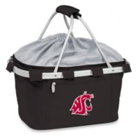 Picnic Time® Washington State University Collegiate Metro Basket
