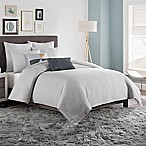 KAS Room Brixton King Duvet Cover in Grey