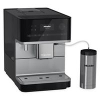 Miele CM6350 Countertop Coffee System in Black