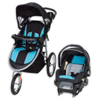 Baby Trend® Pathway 35 Jogger Travel System in Optic Aqua