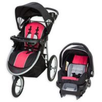 Baby Trend® Pathway 35 Jogger Travel System in Optic Pink