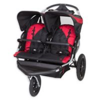Baby Trend® Navigator Lite Double Jogger in Candy Aple
