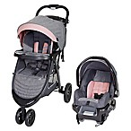 Baby Trend® Skyline 35 Travel System in Starlight Pink