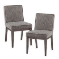 Madison Park™ Upholstered Dining Chairs in Brown (Set of 2)