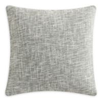 KAS ROOM Kemit Yarn Dye Square Throw Pillow in Green