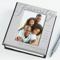 Where Life Begins Family Photo Album