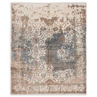"ECARPETGALLERY Elixir 8' x 9'7"" Area Rug in Brown/Cream"