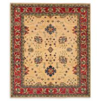 ECARPETGALLERY One of a Kind Finest Gazni 8'3 x 9'10 Area Rug in Ivory