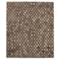 "ECARPETGALLERY Izmir 8'6"" x 10' Hand-Woven Area Rug in Cream/Tan"