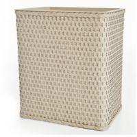Lamont Home™ Carter Rectangular Wastebasket in Linen