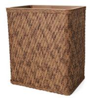 Lamont Home™ Carter Rectangular Wastebasket in Cappuccino