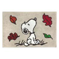 """Peanuts™ Harvest 20"""" x 30"""" Bath Rug"""