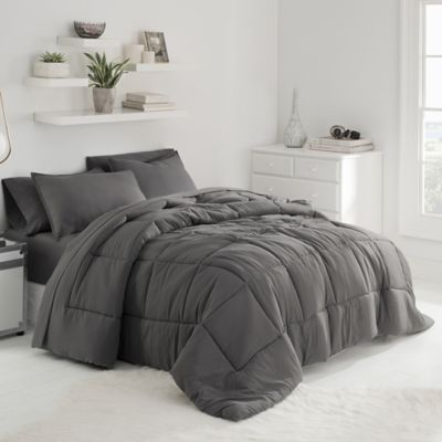 Super Buy Charcoal Comforter from Bed Bath & Beyond RM64