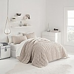 UGG® Sunwashed Full/Queen Quilt Set in Silver
