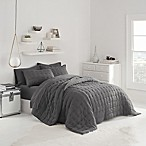 UGG® Sunwashed Full/Queen Quilt Set in Charcoal