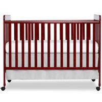 Dream On Me Carson Classic 3-in-1 Convertible Crib in Cherry