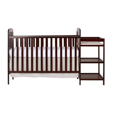 Baby Furniture U003e Dream On Me Anna 4 In 1 Convertible Crib And Changing