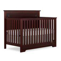 Dream On Me Morgan 5-in-1 Convertible Crib in Cherry