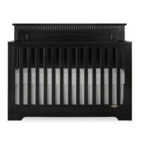 Dream On Me Morgan 5-in-1 Convertible Crib in Black