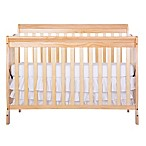 Dream On Me Ashton 5-in-1 Convertible Crib in Natural