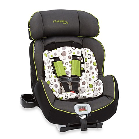 the first years true fit recline convertible car seat abstract os black and green buybuy baby. Black Bedroom Furniture Sets. Home Design Ideas