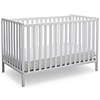 Delta Heartland 4-In-1 Convertible Crib in White