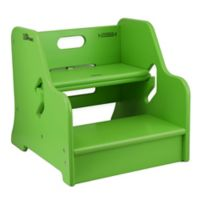 The Little Partners™ StepUp Step Stool in Apple Green