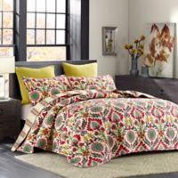 Cali Pink King Quilt Set
