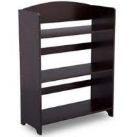 Delta MySize Bookshelf in Dark Chocolate