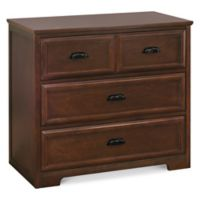 DaVinci Charlie Homestead 3-Drawer Dresser in Espresso