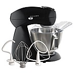 Hamilton Beach® Eclectrics® 4.5 qt. All-Metal Stand Mixer in Black