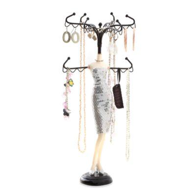 Jewelry Doll Jewelry Tree Organizer Rachel Bed Bath Beyond