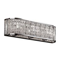 Bel Air Loretta 3-Light Vanity Bar Light in Polished Chrome