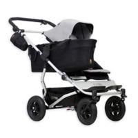 Mountain Buggy® Duet Single Stroller in Silver