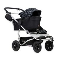 Mountain Buggy® Duet Single Stroller in Grid