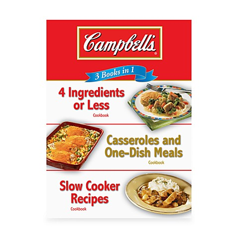 Campbell's 3 Books in 1