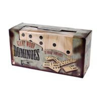 Cardinal Giant Wood Dominoes
