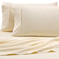 Home Collection Wheat King Sheet Set in Ivory