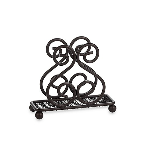 My perfect kitchen bronze napkin holder bed bath beyond for My perfect kitchen products