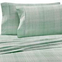 Home Collection Thatch King Sheet Set in Forest