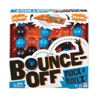 Mattel® Bounce-Off Rock 'N' Rollz Game