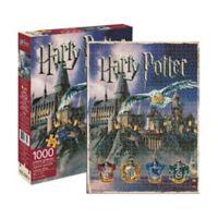 Aquarius Harry Potter® Hogwarts 1000-Piece Jigsaw Puzzle