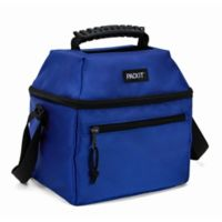 PACKiT® Freezable 9-Can Skylight Cooler in Blue
