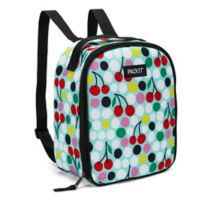 PACKiT® Freezable Upright Backpack in Cherry Dots