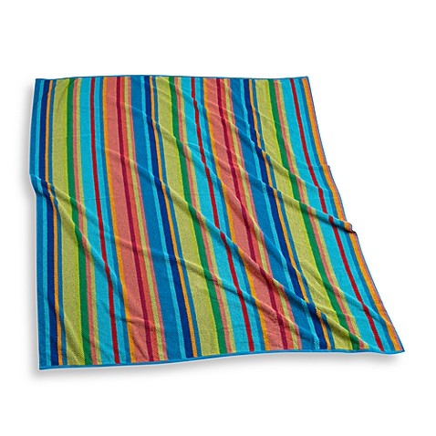 oversized beach towels oversized stripe towel bed bath amp beyond 11955